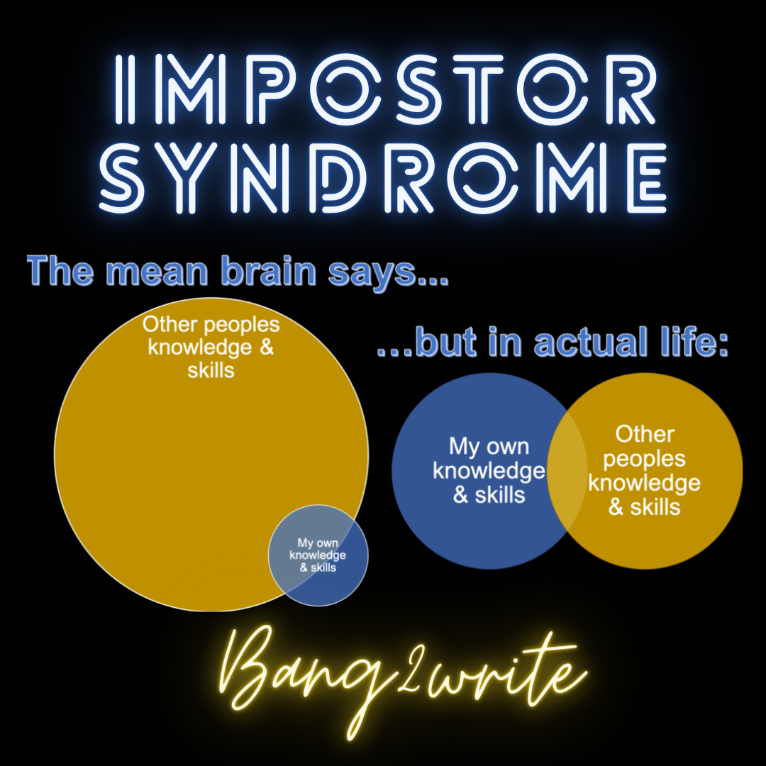 How To Banish Impostor Syndrome From Your Writing Life For Good